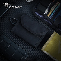Viperade Viper has the EDC Money Clip Army fan Outdoor tactical wallet 30 percent card package multi-purpose document package