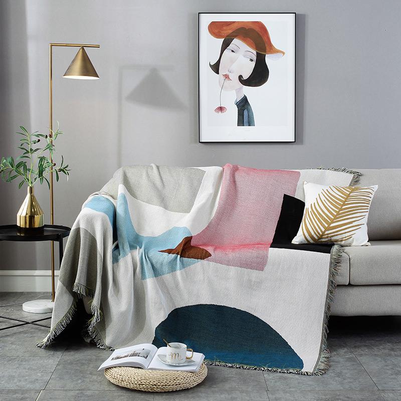 网红沙发套细节怎么样