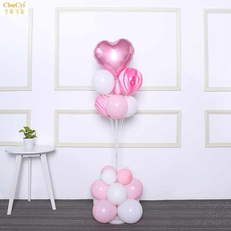 新店开业大吉装饰品场景布置周年庆结婚气球欢迎光临立柱路引套餐