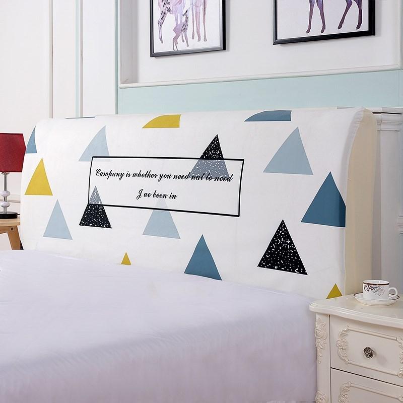 简约现代床头套罩北欧风软包床头套热销0件限时抢购