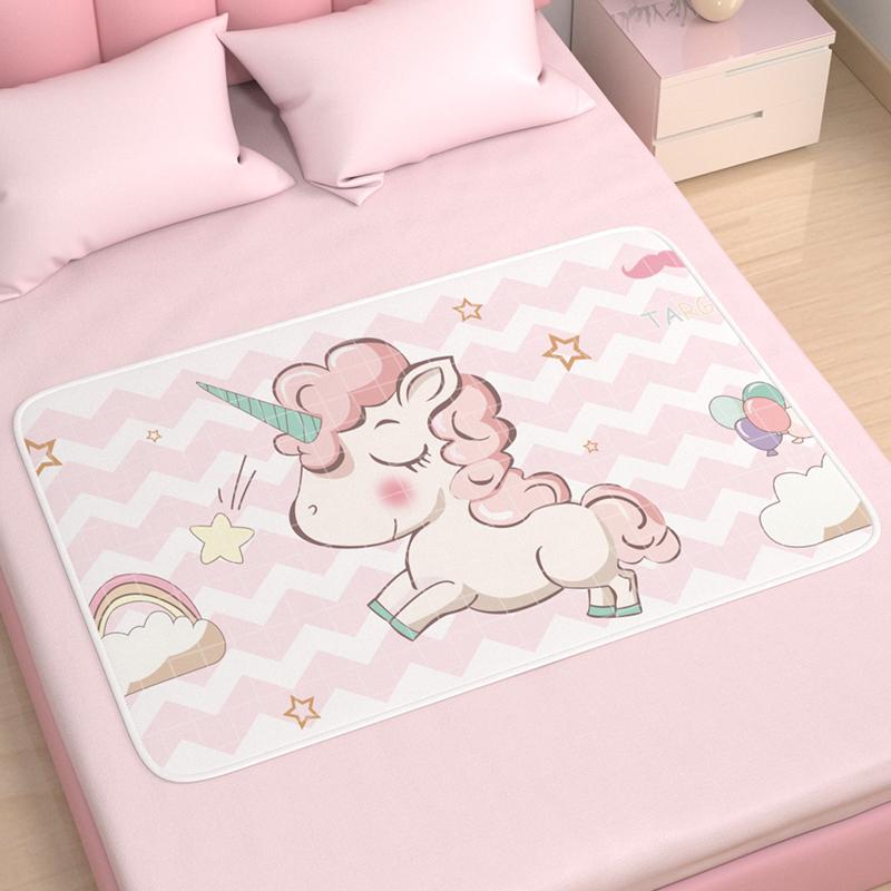 月经垫生理期专用防水大姨妈垫子女床上可洗隔尿垫例假经期小床垫