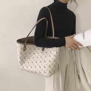 单肩大包包女2020新款感大容量包包