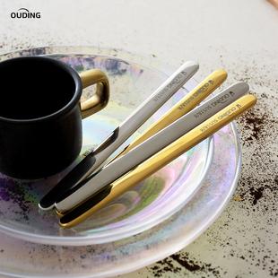日式 风格 304不锈钢咖啡搅拌棒搅拌勺鸡尾酒调酒棒咖啡奶茶搅拌