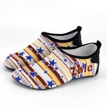 ZALE成人沙滩游泳鞋火烈鸟潜水鞋户外海边休闲鞋室内防滑地板鞋袜