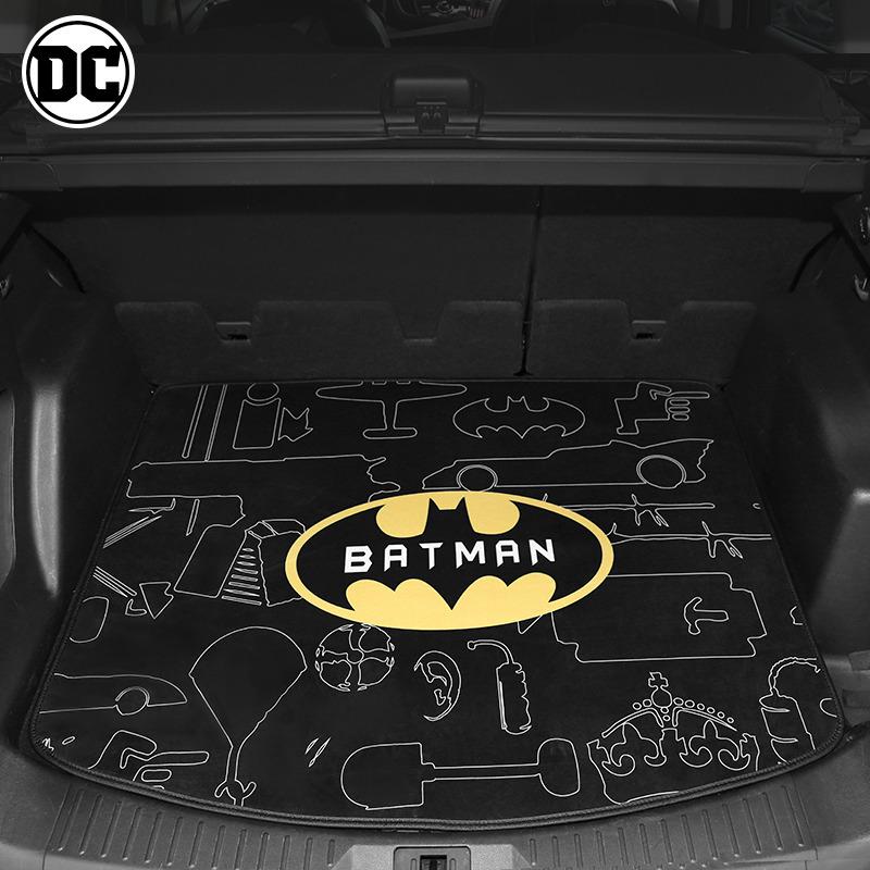 专车专用汽车尾箱垫车载后备箱垫置物垫个性印花定制后备箱垫子
