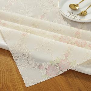 桌布防水防烫防油免洗PVC餐桌布北欧茶几桌垫书桌ins学生布艺网红
