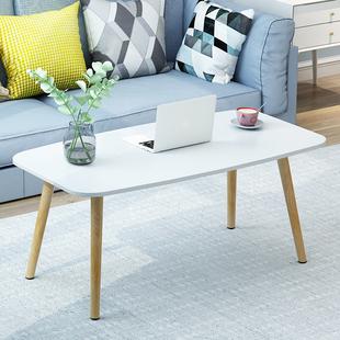 北欧茶几客厅简约现代小户型经济型简易小桌子花几网红ins茶机桌图片