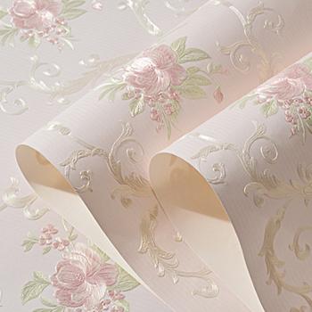 欧式田园3d自粘温馨装饰贴纸背景墙
