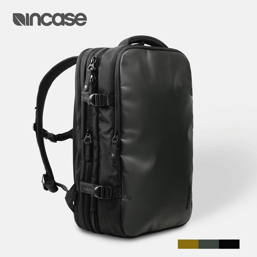 美国INCASE VIA 可扩展 15寸Pro 苹果笔记本 出游旅行双肩电脑包