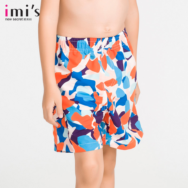 Love beautiful boys fashion and comfortable printing boys children beach pants IM64CMH1