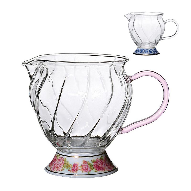 Yucui Liuguang Taiwan Yilong eilong tea set Jingyan Asian rose Jingyan Tea Fair cup