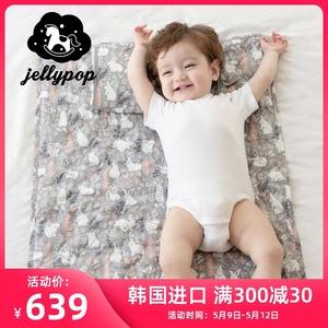 韩国jellypop凝胶冰垫宝宝凉席床垫