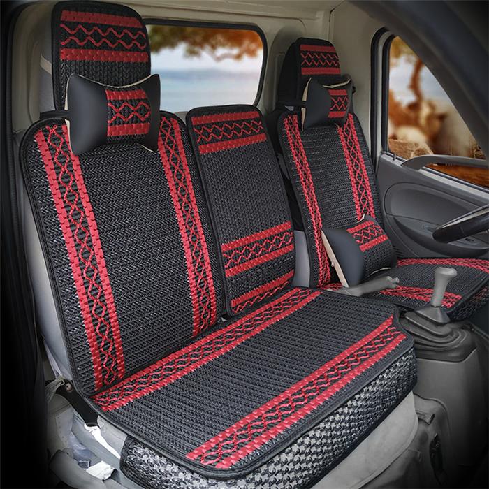 长安新豹miniT3坐垫跨越王X5x3X1星卡睿行S50M80汽车轻卡货车座套