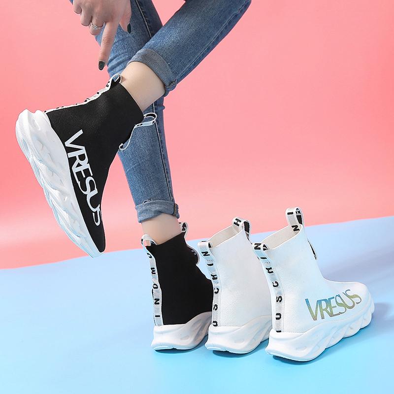 冬款高帮运动鞋