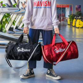 健身包女运动包潮男韩版干湿分离训练包大容量手提网红短途旅行包图片