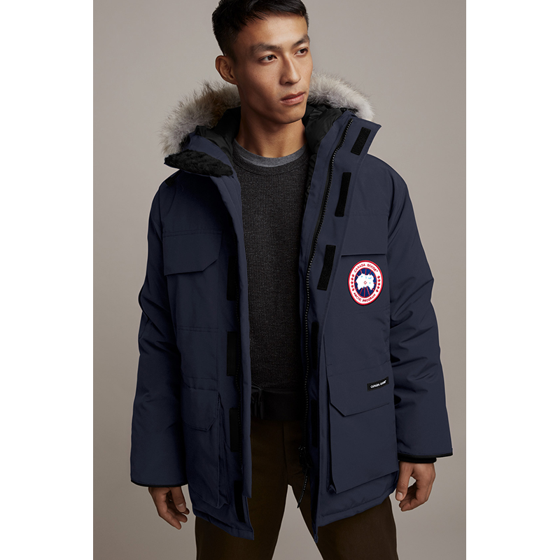 Canada goose / canadian goose fusion fit edition expedition parka 4660ma expedition