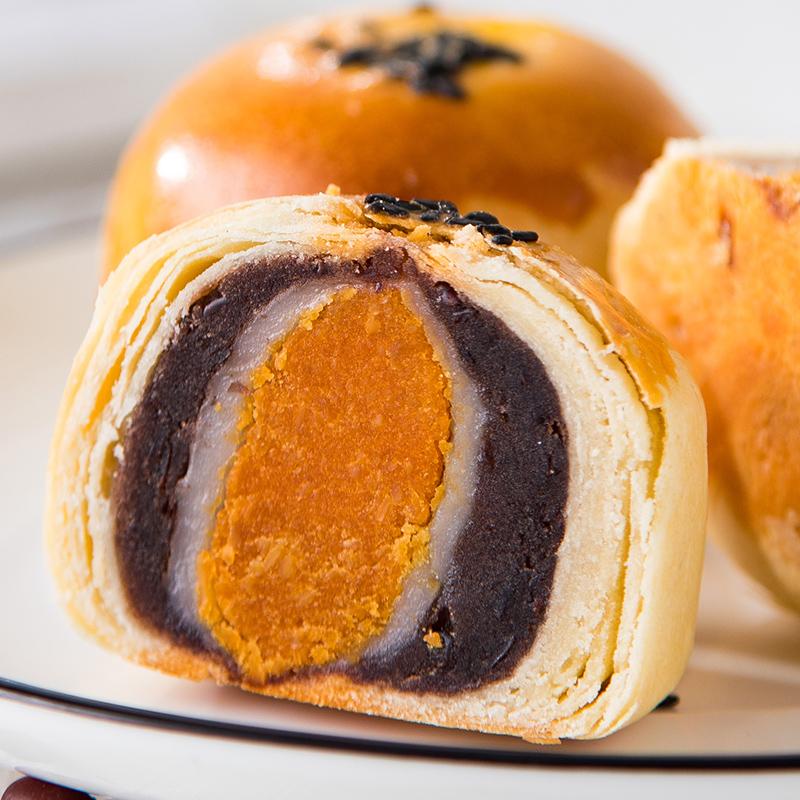 F卵黄のショートケーキです。赤いレジャー用品の全箱美味しい朝食パンケーキのばら売りです。