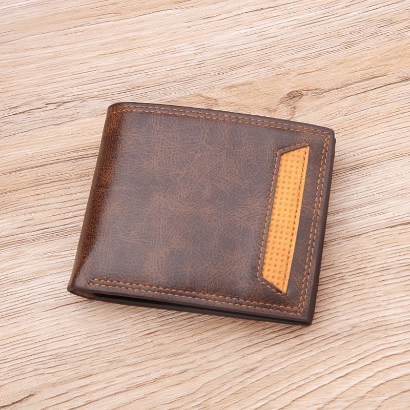 2021新款驾驶证钱包男短款潮牌多功能时尚个性折叠卡包钱夹一体男