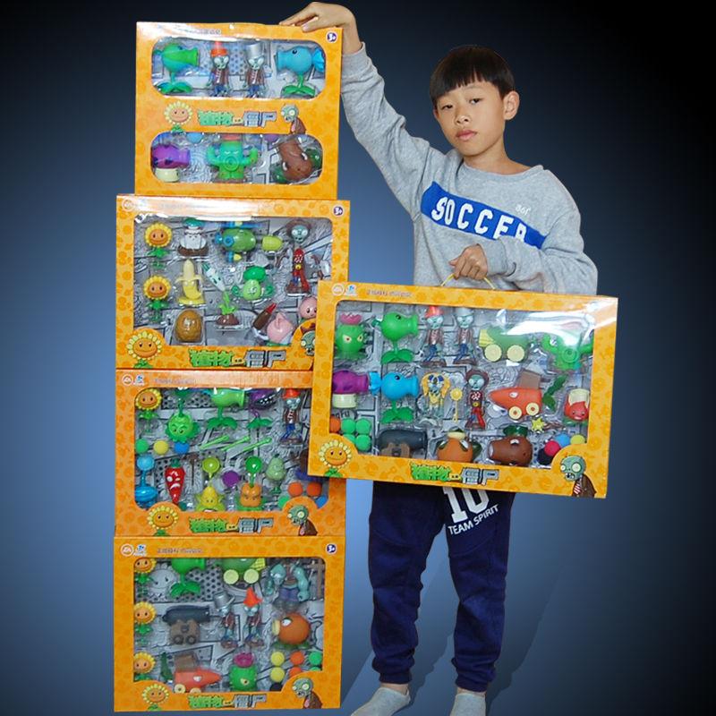 弹射开拓礼物男孩大战无毒全套玩具11-28新券