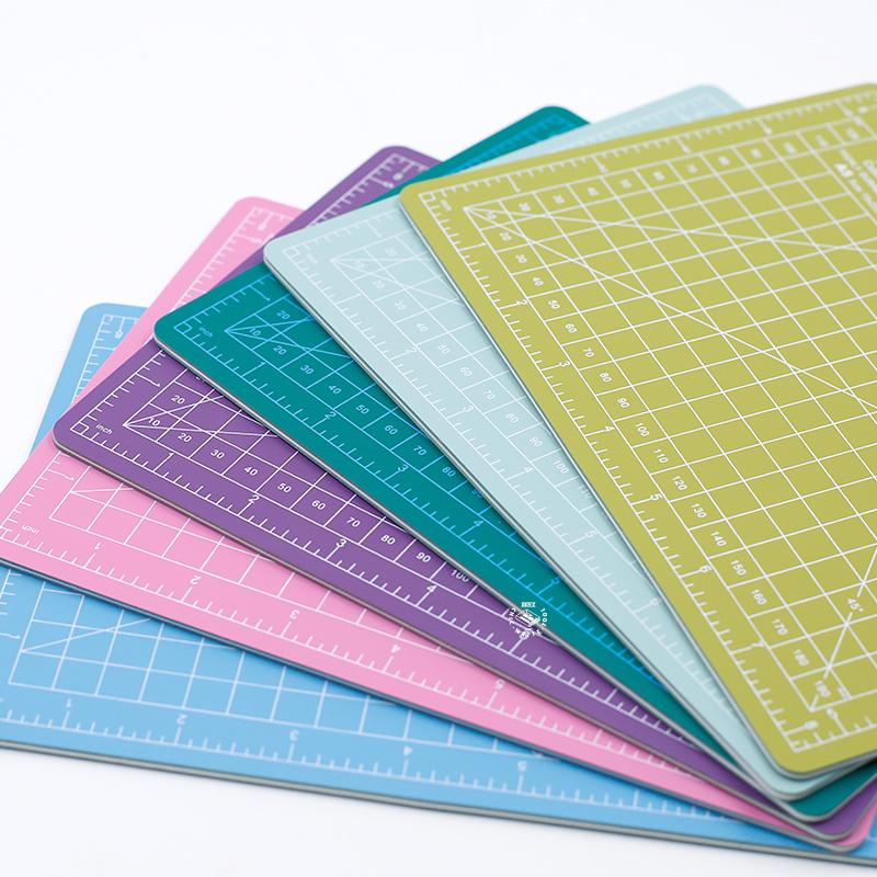 【模型切割垫】Junesix白芯A5尺寸切割板 手帐 手工模型DIY工具