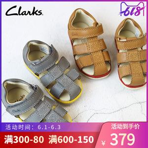 领20元券购买clarks其乐2020夏季新款牛皮童鞋