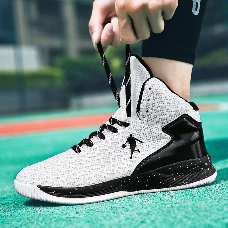 Ultimate Jordan official large size 47 basketball shoes summer mens 45 breathable sports shoes mens extra large 46 nets