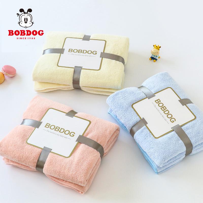 巴布豆新生洗澡巾宝宝比纯棉浴巾质量怎么样