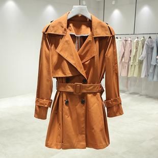 帛●風衣外套女吉米品牌折扣商場熱賣專柜撤柜女裝