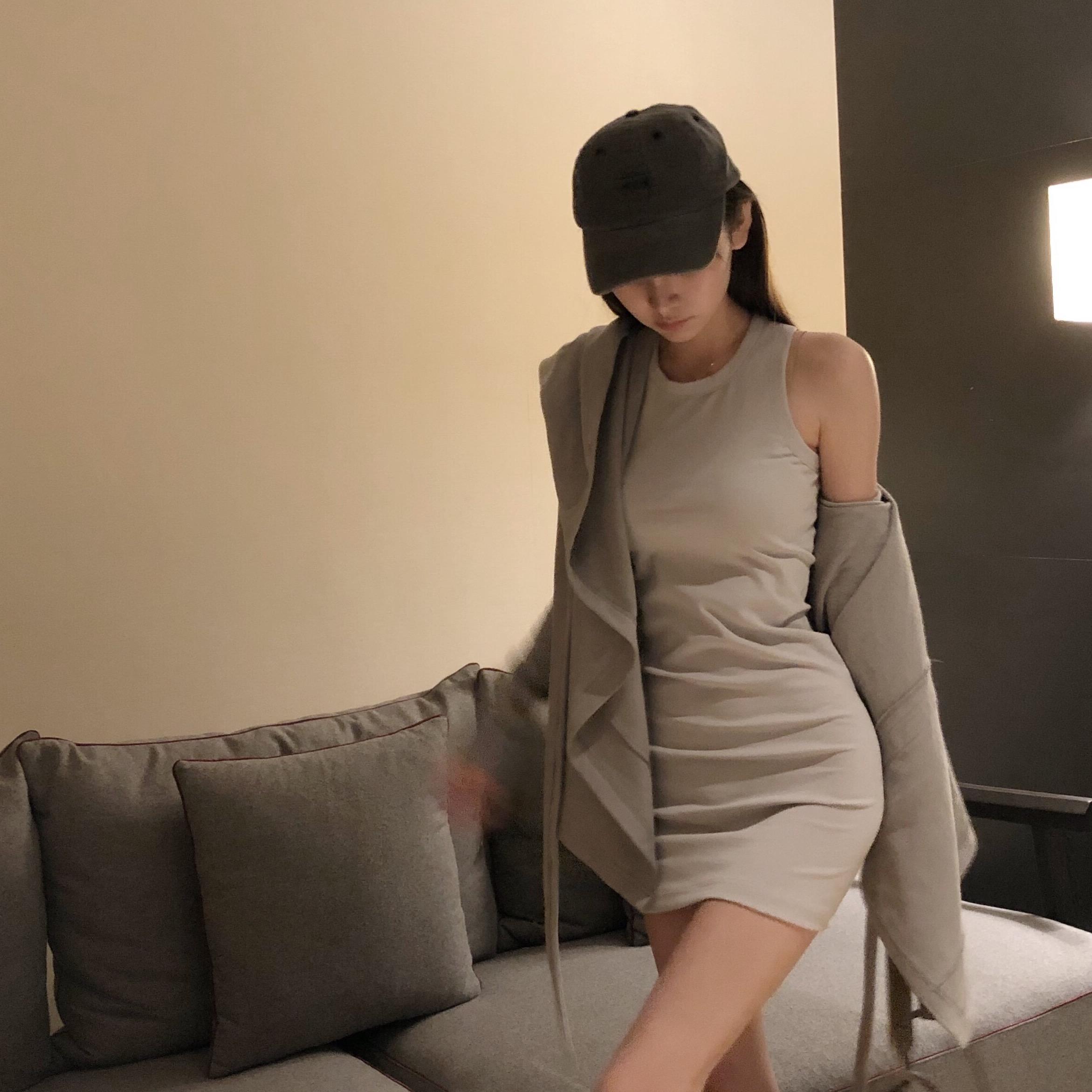(用1元券)ninastudio经典版型显身材连衣裙