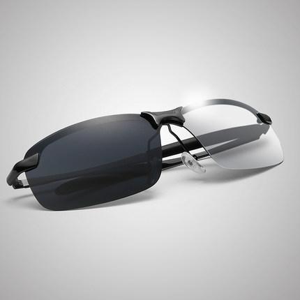太阳镜男士偏光眼镜近视眼睛墨镜个性潮人2020司机驾驶开车钓鱼镜
