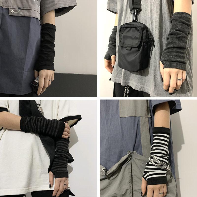 Мужские перчатки без пальцев Артикул 605095809086