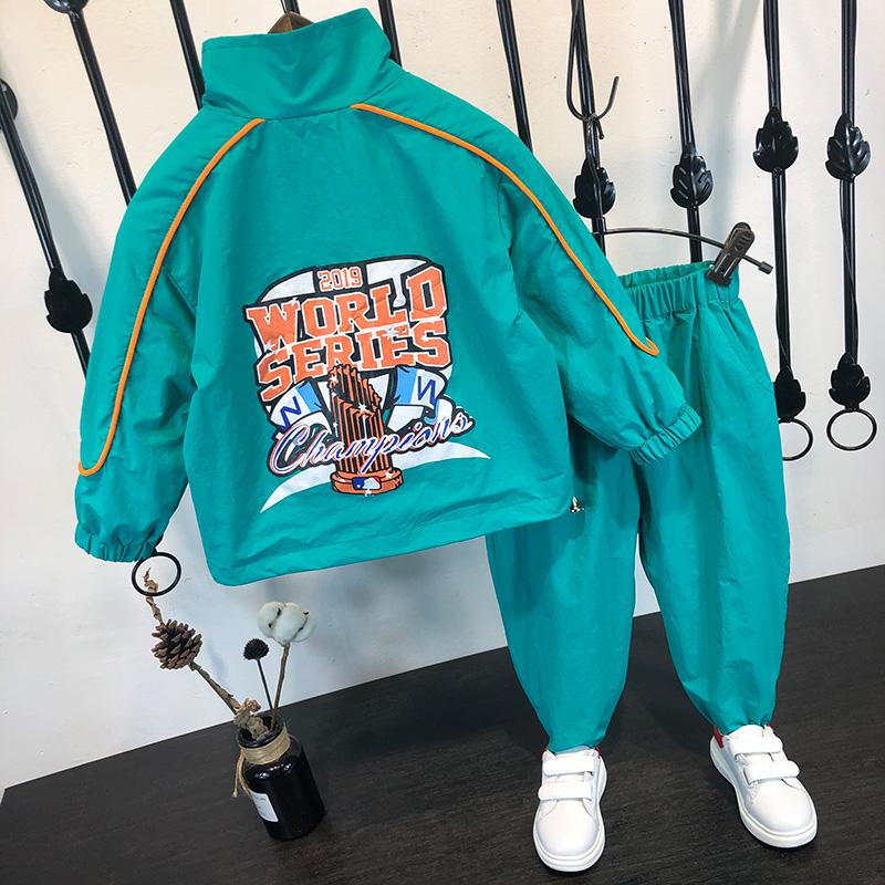 男童外套春秋款洋气韩版潮衣中小童热销187件有赠品