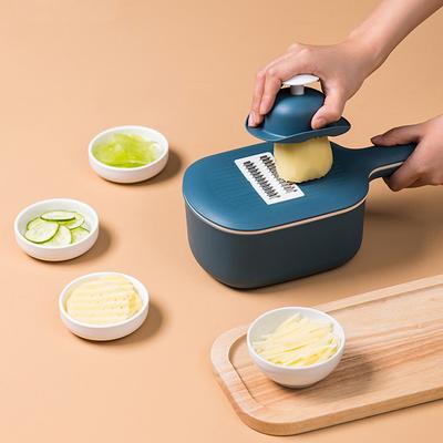 多功能切菜器家用土豆丝切丝神器厨房用品豆角胡萝卜丝擦丝刨丝器