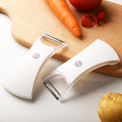 日本水果削皮器家用厨房刨子多功能蔬菜土豆去皮刀苹果果皮刮刨刀