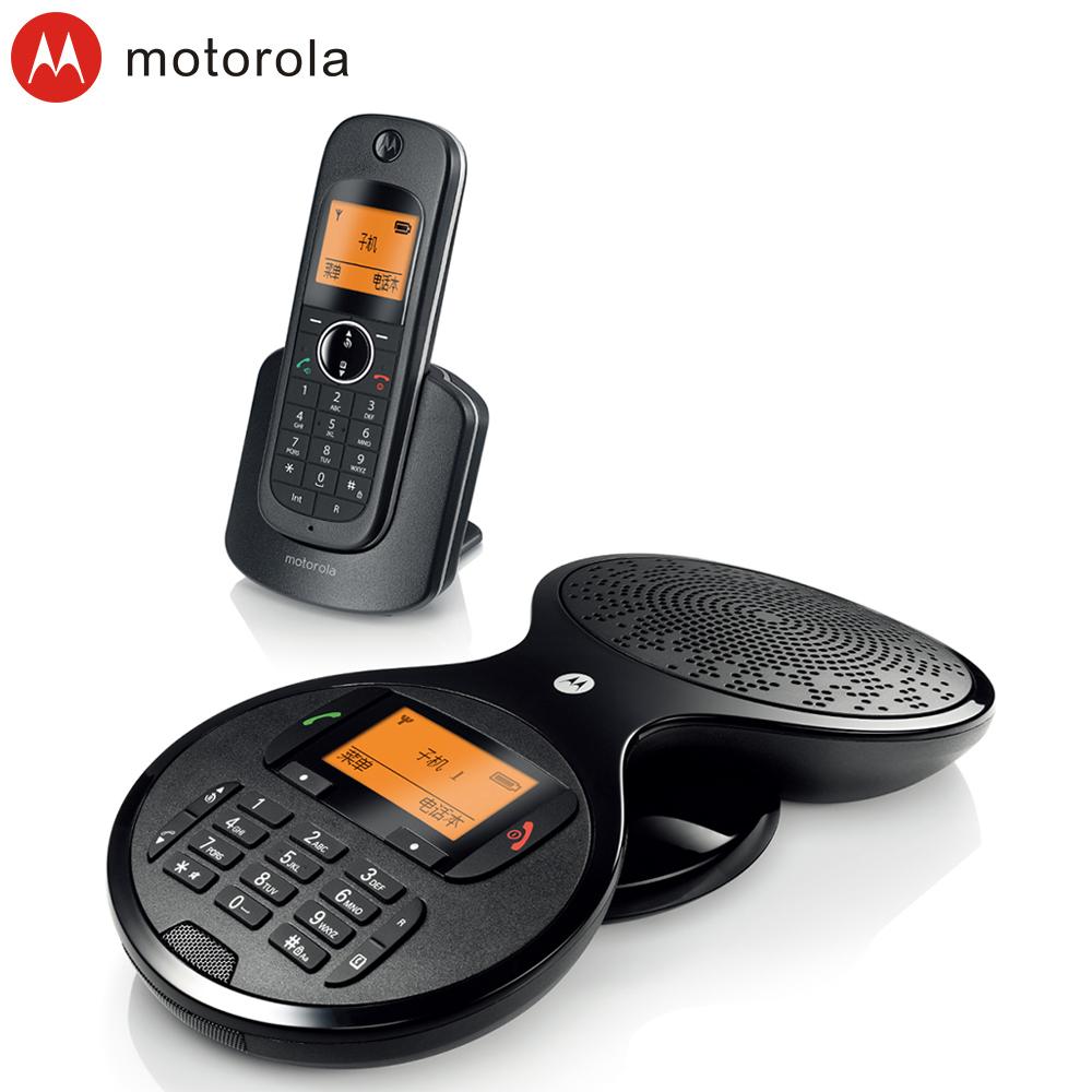 摩托罗拉AC1002C数字无绳电话机 会议电话 无线开会电话 三方会议