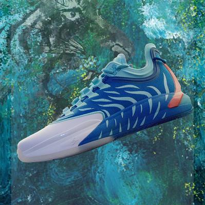 安踏篮球鞋2020戈登海沃德一代春季新款GH1低帮实战战靴112011103