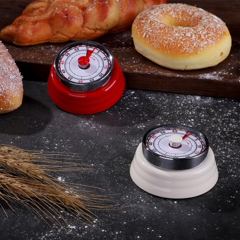 企美学生定时器提醒器厨房倒计时器家用时间管理器番茄钟磁吸机械,可领取3元天猫优惠券
