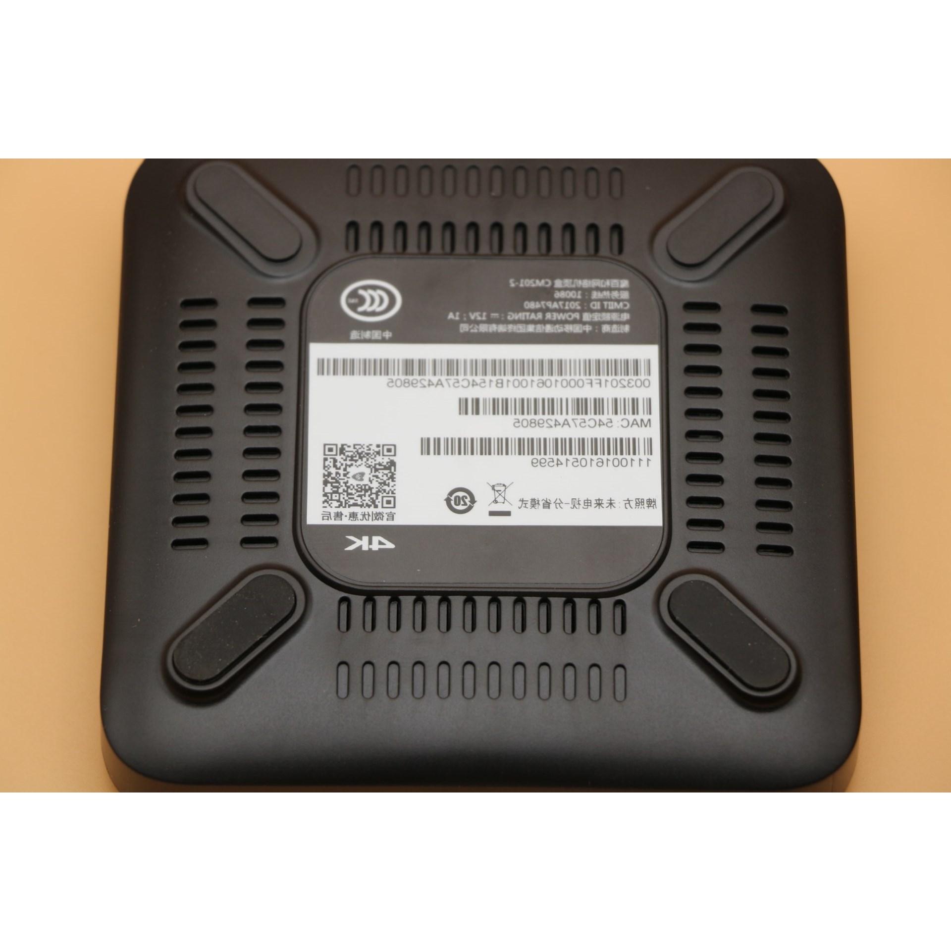 热销0件假一赔三魔百和CM201-2蓝牙网络4k全网通家用无线wifi高清机顶盒电视盒子