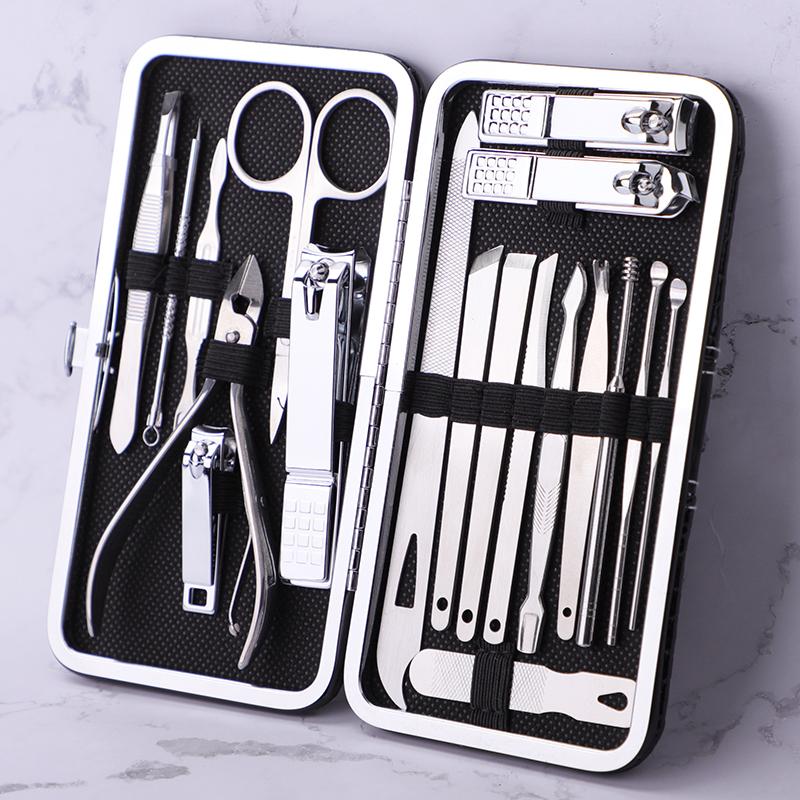 指甲套装工具修指甲刀家用修脚刀