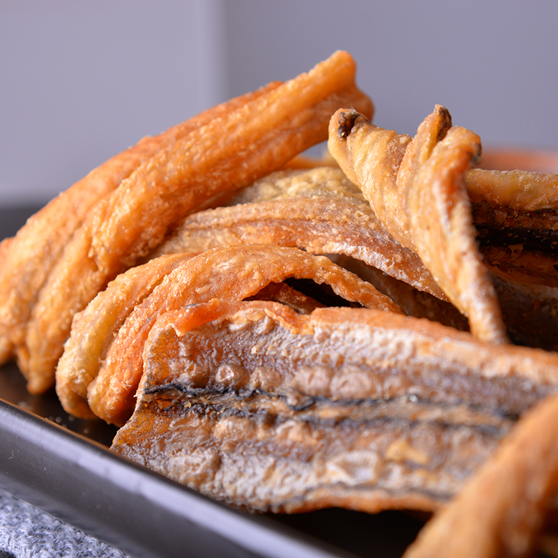 Instant baked eel fillet 500g, including Beihai specialty seafood snack, dried eel snack, dried fish roast fillet