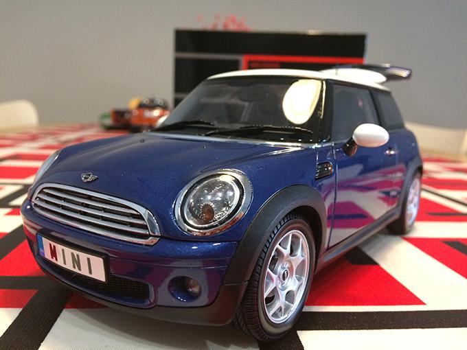 【 лавочник удержание модель 】 bmw mini coopers/ мини пекин бизнес 1:18 оригинал сплав автомобиль модель