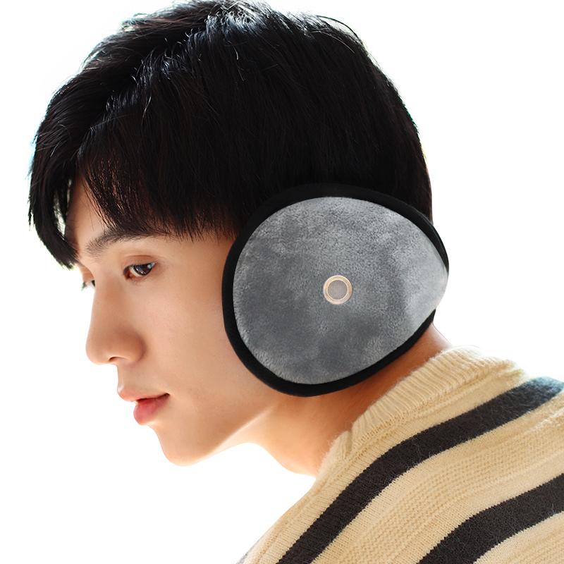 【秘露】男女冬季加绒保暖护耳套