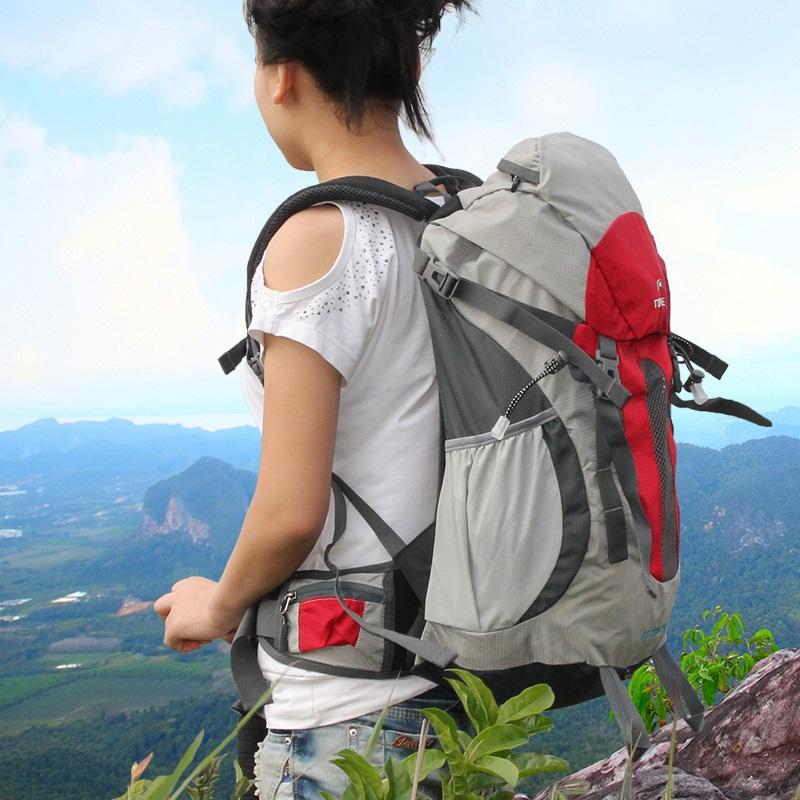 2020年新型拓峰リュックサック女性25 Lリュックサック通気旅行徒歩レジャーリュックサック