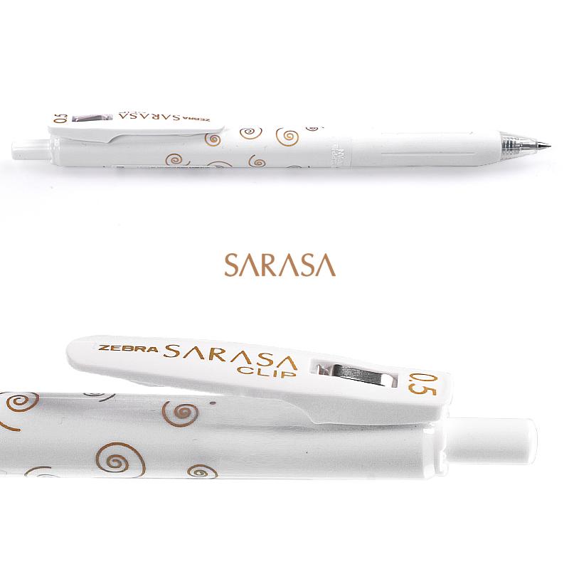 限定日本斑马ZEBRA中性笔�ㄠ�笔JJ15按动水笔 0.5新款黑色考试笔
