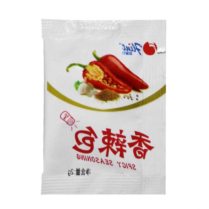 富琳特香辣包2g 炸鸡块鸡翅撒料小包调味料调味粉小包辣椒粉烧烤