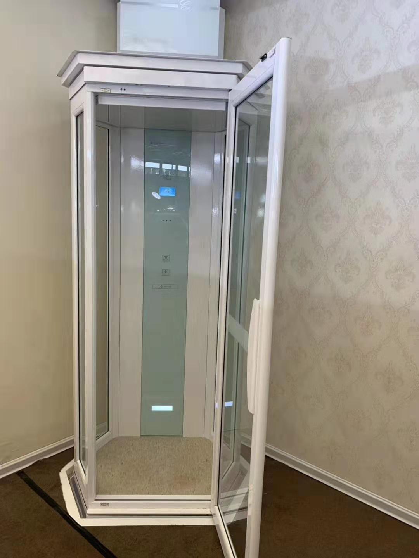 家用升降机简易小型电梯轮椅升降台电动液压升降机观光室内外客梯