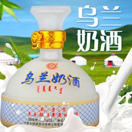 内蒙古草原特产乌兰奶酒国产白酒16度500ml鲜马奶酒包邮 单瓶