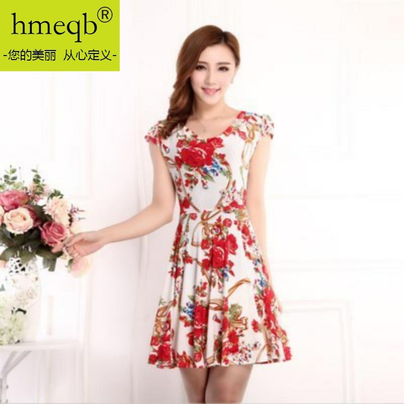 。广场舞服装秋夏季新款套装女士韩国跳舞广场舞蹈衣服短袖连衣裙