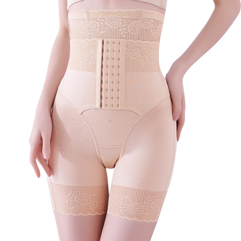 夏季超薄美人谣计收腹内裤女士塑身束腰产后燃脂塑形提臀神器瘦身