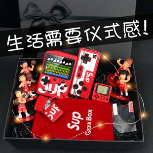 掌上游戏机充电宝sup复古怀旧老式掌机超级玛丽520六一儿童节礼物